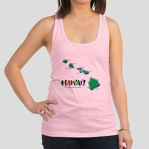 Hawaii-map Tank Top