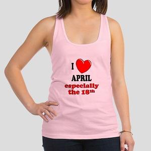 April 18th Tank Top