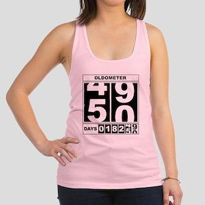 50th Birthday Oldometer Tank Top