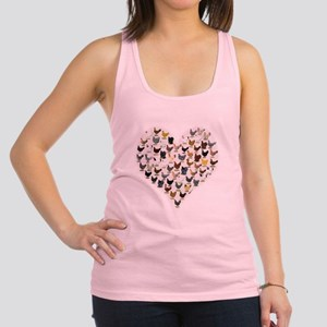 Chicken Heart Tank Top