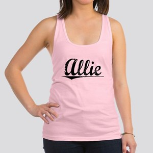 Allie, Vintage Racerback Tank Top