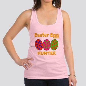 Easter Egg Hunter Racerback Tank Top