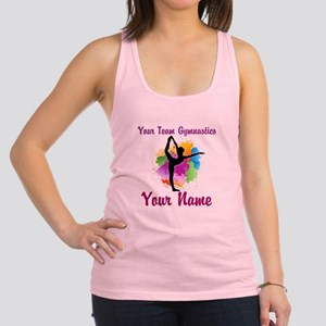Customizable Gymnastics Team Racerback Tank Top