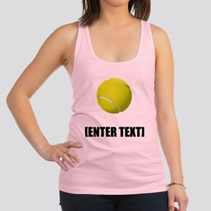 Tennis Personalize It! Racerback Tank Top