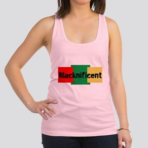 Blacknificent Racerback Tank Top