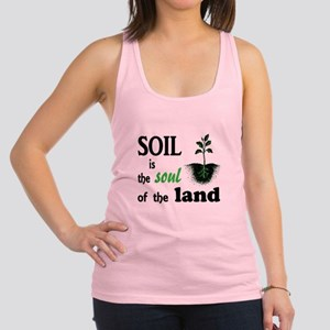 Soul of the Land Racerback Tank Top