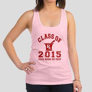 Class Of 2015 Pharmacy Racerback Tank Top