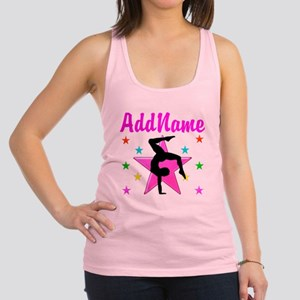GYMNAST GIRL Racerback Tank Top