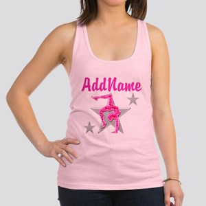 GORGEOUS GYMNAST Racerback Tank Top