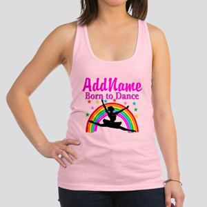 BORN DANCING Racerback Tank Top