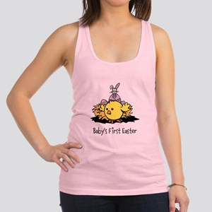 Personalize Easter Racerback Tank Top