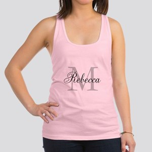 Monogram Initial And Name Personalize It! Racerbac