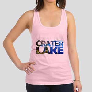 Crater Lake - Oregon Tank Top