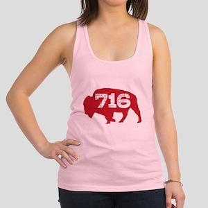 716 Buffalo Area Code Tank Top