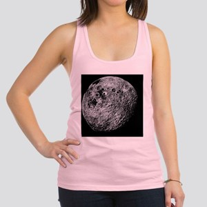 Far side of the Moon - Racerback Tank Top