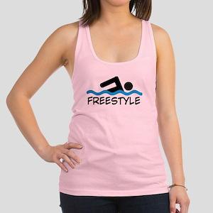 Freestyle Swimming Tank Top