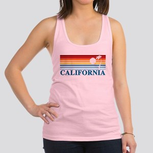California Racerback Tank Top