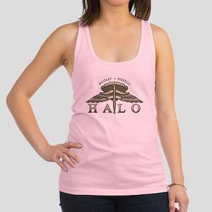 halo_1 Racerback Tank Top
