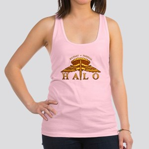halo_2 Racerback Tank Top