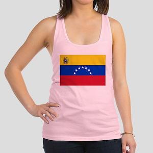 Venezuela Racerback Tank Top