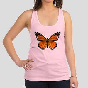 Monarch Butterfly Racerback Tank Top
