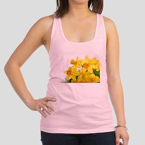 Daffodils Style Racerback Tank Top