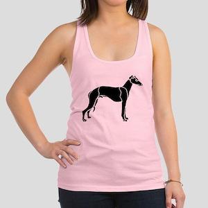 Greyhound Racerback Tank Top