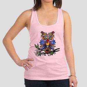 wild owl Tank Top