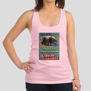Vintage poster - Florida Racerback Tank Top