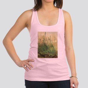 Large Piece of Turf by Albrecht Racerback Tank Top