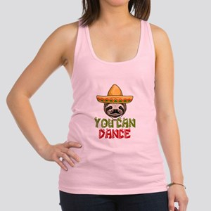 Trust Me You Can Dance Sloth Tank Top