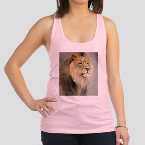 Lion Lovers Racerback Tank Top