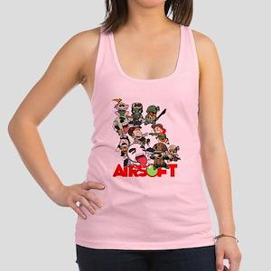 Airsoft Battle Royale Racerback Tank Top
