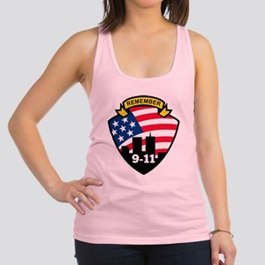 9-11Icon Racerback Tank Top