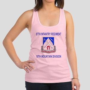 Army-87th-Infantry-Reg-Shirt.gi Racerback Tank Top