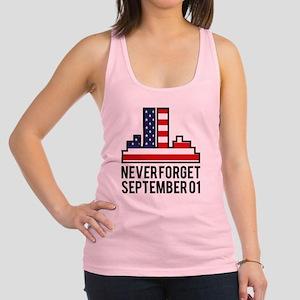 911SeptA Racerback Tank Top