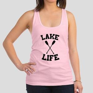 Lake life Racerback Tank Top