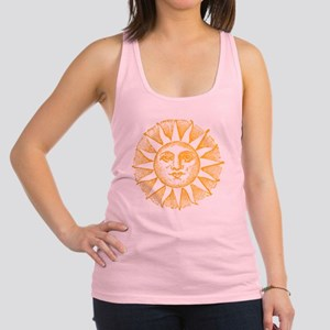 Sunny Day Racerback Tank Top