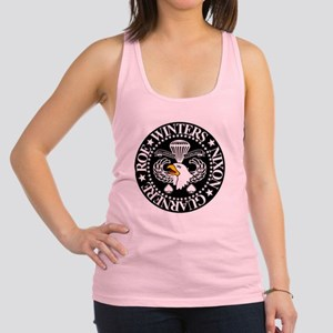 Band of Brothers Crest Racerback Tank Top