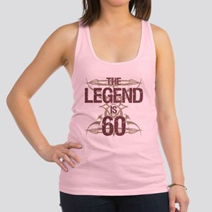 Men's Funny 60th Birthday Racerback Tank Top