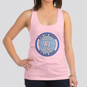 'Have an A1 Day!' Racerback Tank Top