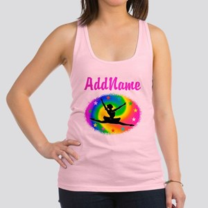 DANCING PRINCESS Racerback Tank Top