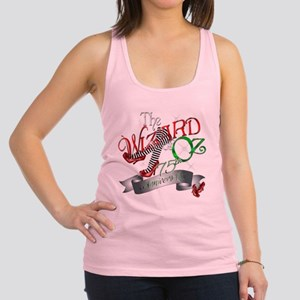 75th Anniversary Wizard of Oz Red Shoes Racerback