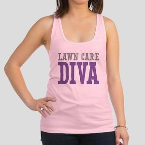 Lawn Care DIVA Racerback Tank Top
