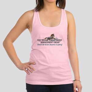 Salt River Wild Horse Management Group Logo Tank T
