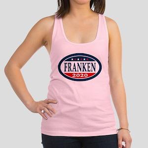 Al Franken President 2020 Racerback Tank Top
