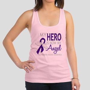 Alzheimers Hero Now My Angel Tank Top