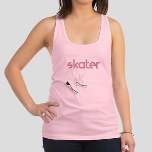 Skaters Skates Racerback Tank Top