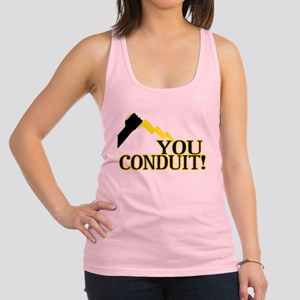 You Conduit Racerback Tank Top