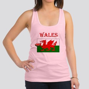 Wales Rugby Racerback Tank Top
